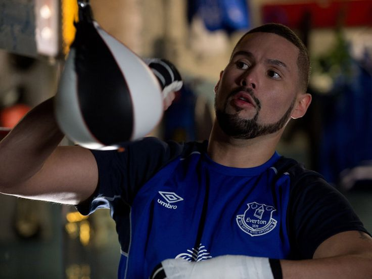Home comforts to inspire Bellew