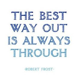 robert frost lessons of life When robert's father died in 1885, the family went to live with frost relatives in lawrence, massachusetts they moved to salem, new hampshire, when robert's mother began teaching school there robert went to his.