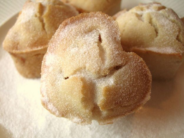 49. Fail Safe Pear Cakes   Community Post: 49 Gluten-Free Vegan Things To Bake This February