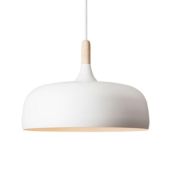 Design Belysning AS - Northern Lighting Acorn Pendel - Pendler og hengelamper - Taklamper - Innebelysning 2690,- høyde 34cm, diameter 48 cm