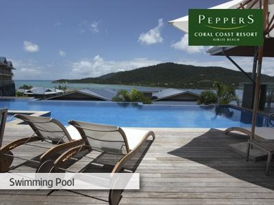 Peppers Coral Coast Resort, Airlie Beach #Queensland