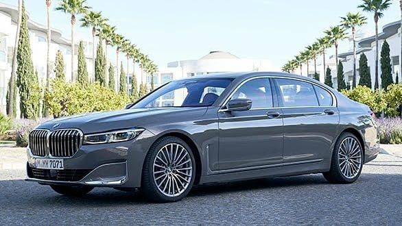 2019 Bmw 7 Series Launched In India With 3 Trims With The Premium