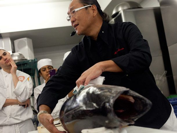 Masaharu Morimoto's 11 Tips for Tuna and Sushi at the New York Culinary Experience
