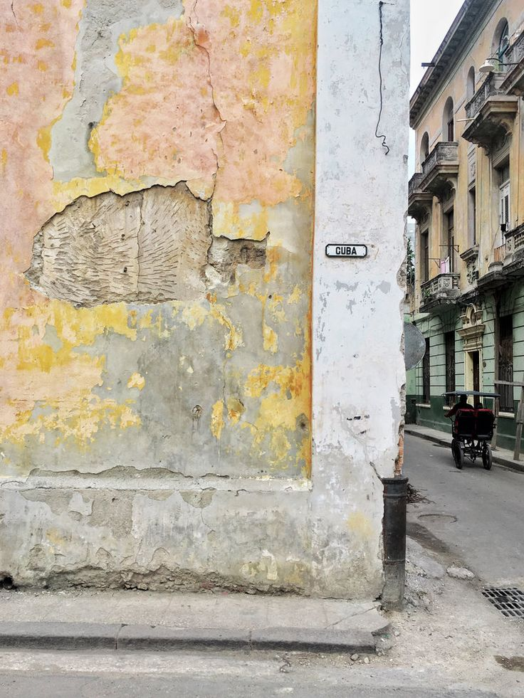 walls of cuba