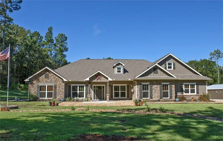 381 best house plans images on pinterest floor plans for Americas best home place
