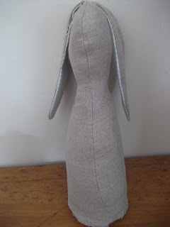 Lydias Treasures: Tilda Bunny Sew Along Part 2