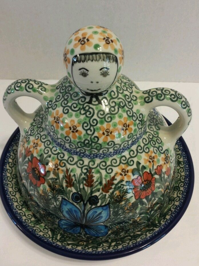 17 Best Images About Polish Pottery On Pinterest Serving
