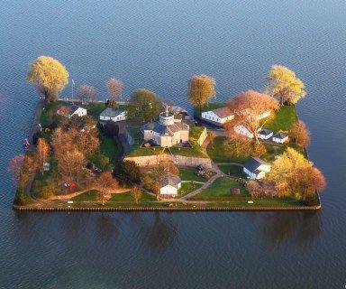 Wilhelmstein Island - Nemecko