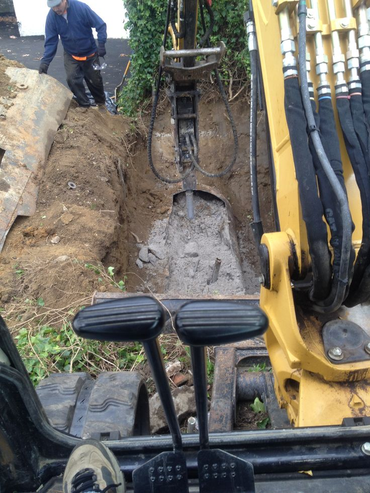 Oil Tank Demolition : Best underground oil tank removal images by barrier