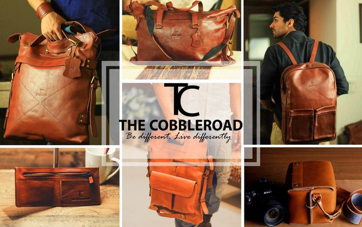 The Cobbleroad presenting a wide range of genuine and fashionable leather products to the customers who believe in Style and sophistication..