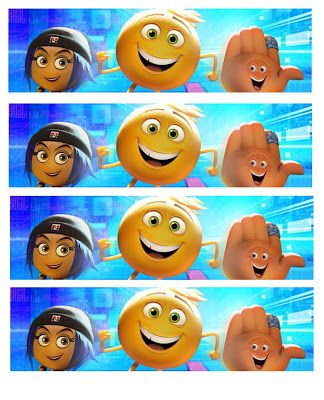 FREE Emoji Movie Birthday Party Printable Files