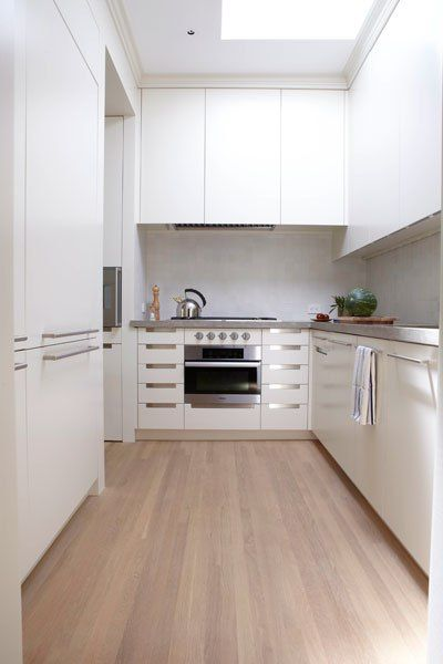 Kitchen after Homeowner and Interior Designer: Martin Young of Martin Young Design