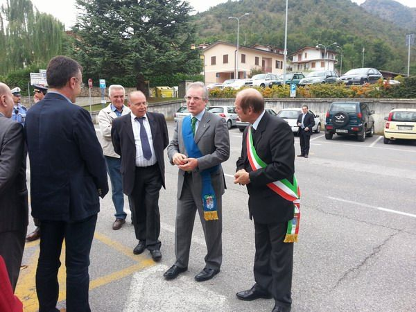Molgora in visita a Vallio Terme