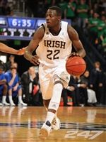 Senior guard Jerian Grant averaged 20.5 in the first two non-conference games for No. 21 Notre Dame.