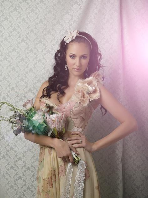 Vesselina Pentcheva dress