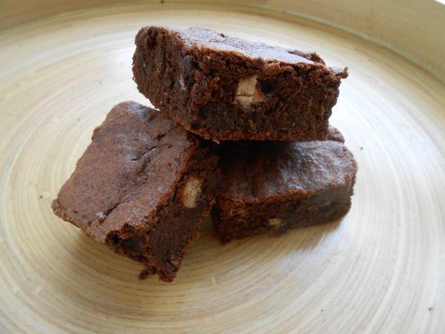 Nathan Outlaws Cornish Salted Fudge Brownies