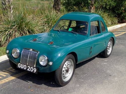 MG TD LESTER COUPE 1955