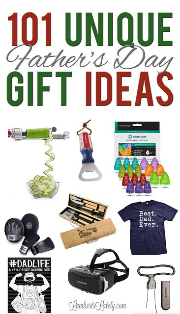 101 Unique Father S Day Gift Ideas Gift Giving Cool