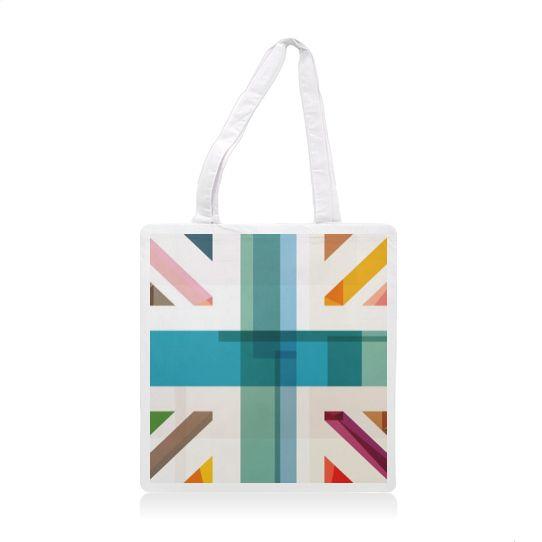 MultiCultural Britain tote bag   #fimbis #ArtRookie #MultiCultural #Britian #unionjack #style #styleblog #fashion #fashionblogger #fashionblog #styleblogger #britishflag #flag #abstract #totebag #tote #bag #ukdesign #irishdesign #irishart #fblogger #luggage #college #blue #red