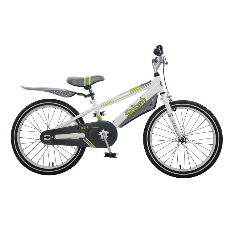 Stitch Flash Boy's Bike, 20 inch wheels, 11 inch frame,