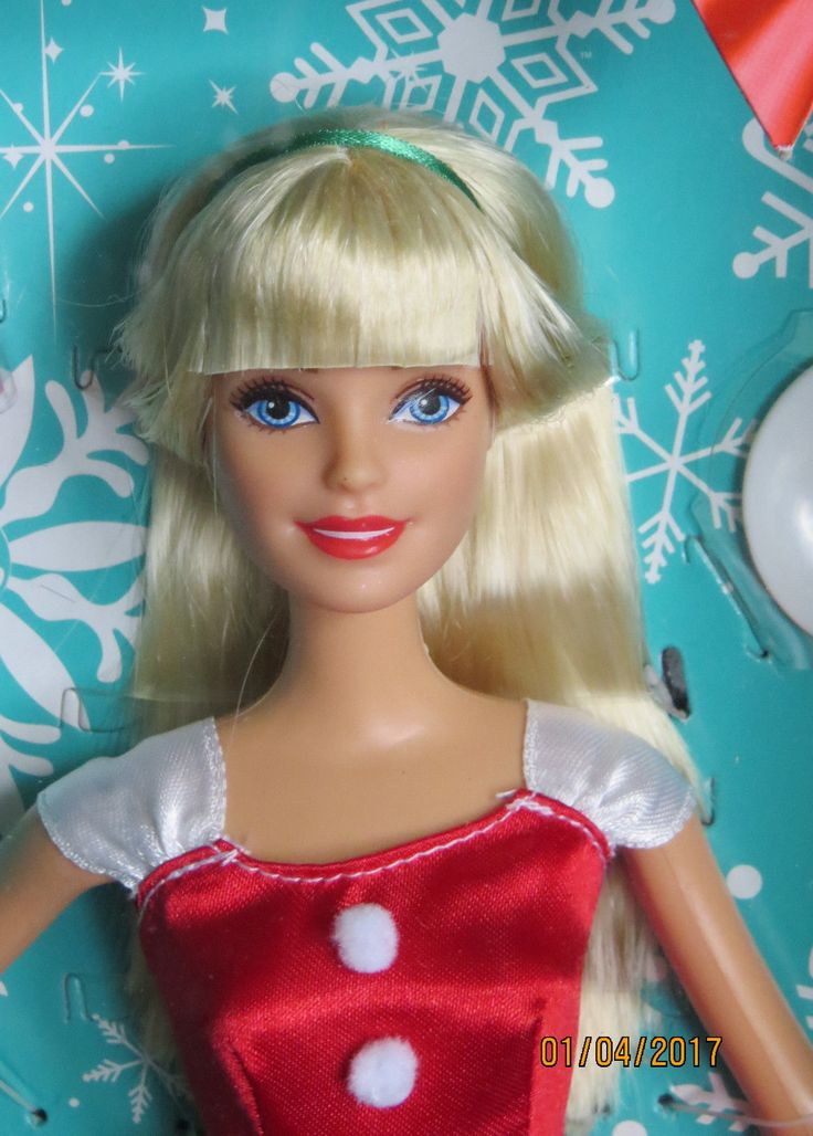 NRFB poupée doll BARBIE 2014 collection festive NOEL CHRISTMAS Collector CLW89 | eBay