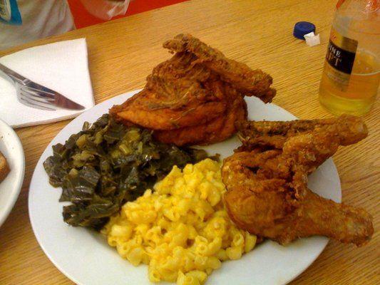 Good Ole Soul Food