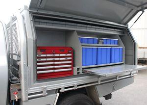 Aluminium Ute Tool Boxes Ute Trays Ute Canopy Truck