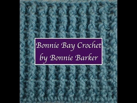 Crochet Knurl Stitch : cables cable stitch forward the cable stitch youtube crochet designer ...