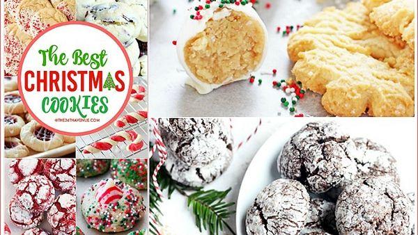 Οι ευκολότερες συνταγές για τα πιο ξεχωριστά Χριστουγεννιάτικα Μπισκότα!