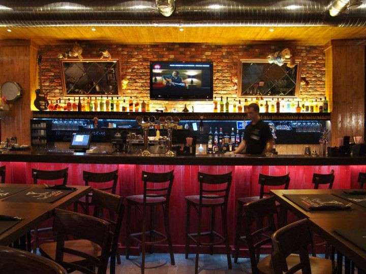 Restaurant Bar Design Ideas appetizing design 10 new and noteworthy nyc restaurants projects interior design Restaurant And Bar Designs Pictures Pistols Restaurant Bar By Projectlife
