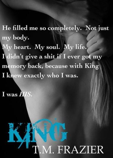 King by T.M. Frazier