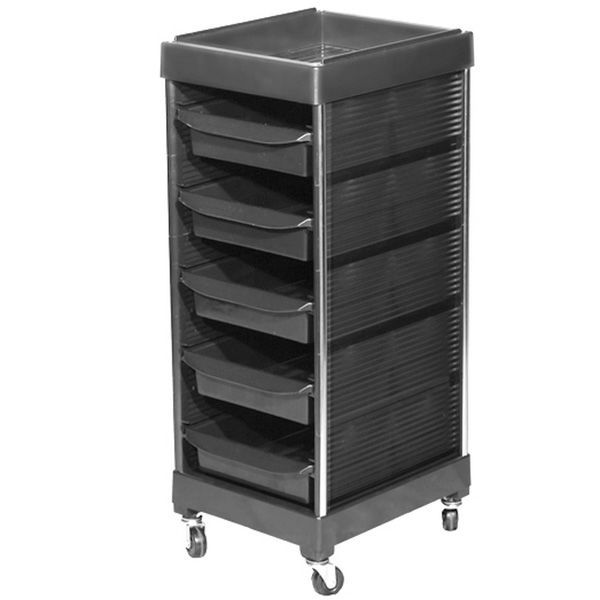 5 Layers Hair Salon Trolley Cart-Japanese Requires