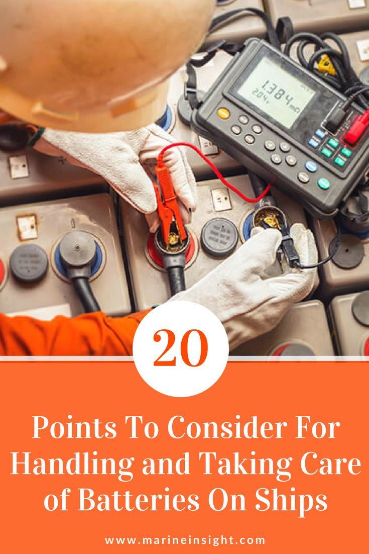 20 Points To Consider For Handling and Taking Care of