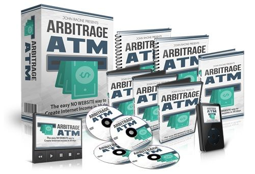 Arbitrage ATM Review - Arbitrage ATM is an e-com arbitrage system that Delilah Taylor have perfected over the years. She used these tactics to make money in her`s own business so this isn't theory, it's fact.