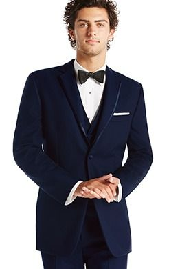 Check out this cool prom tux rental from Men's Wearhouse. http://mensw.com/1VfVlp7 #prom2016