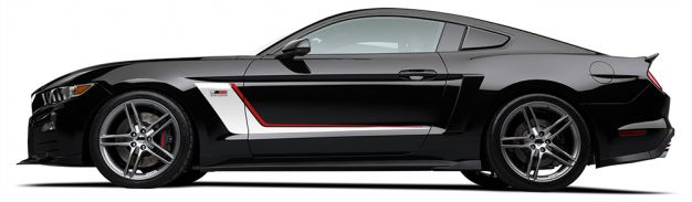 2015 Roush Stage 3 Stang