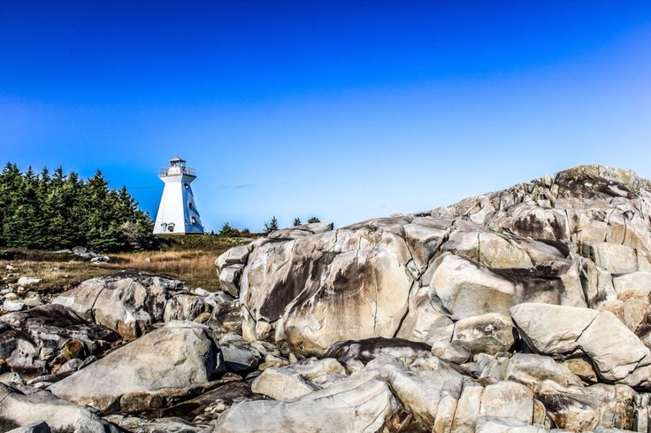 Port Medway Head Lighthouse, Nova Scotia