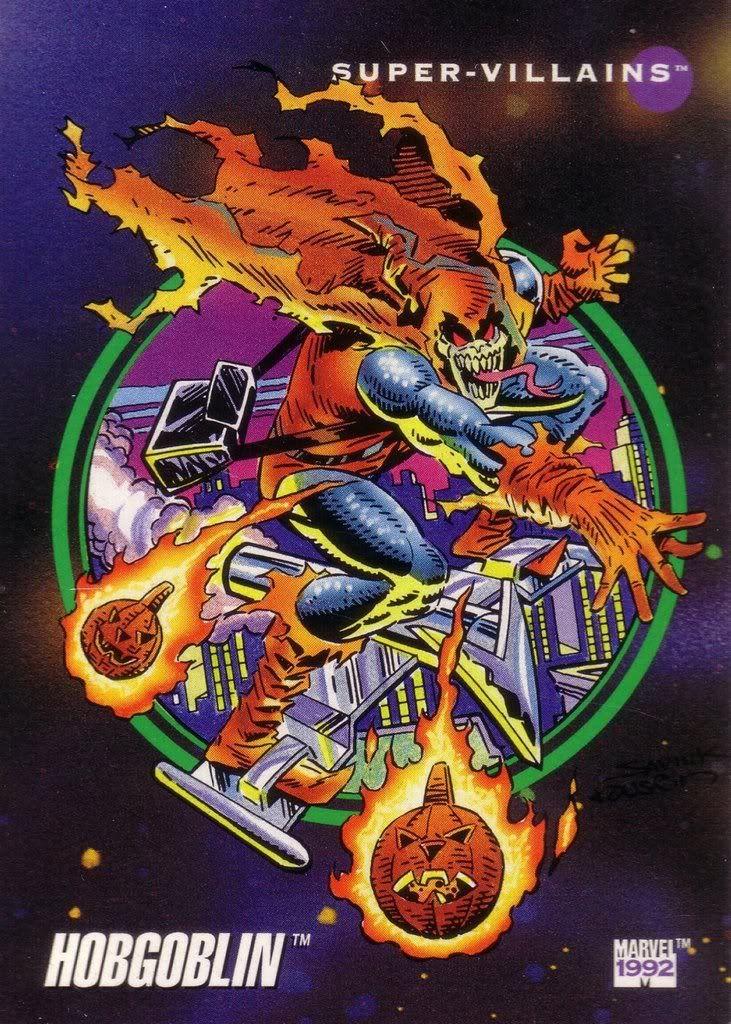 Hobgoblin Marvel Universe Series 3 #121