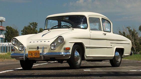 historia del auto argentino Zunder 1500 - autos clasicos - autos argentinos