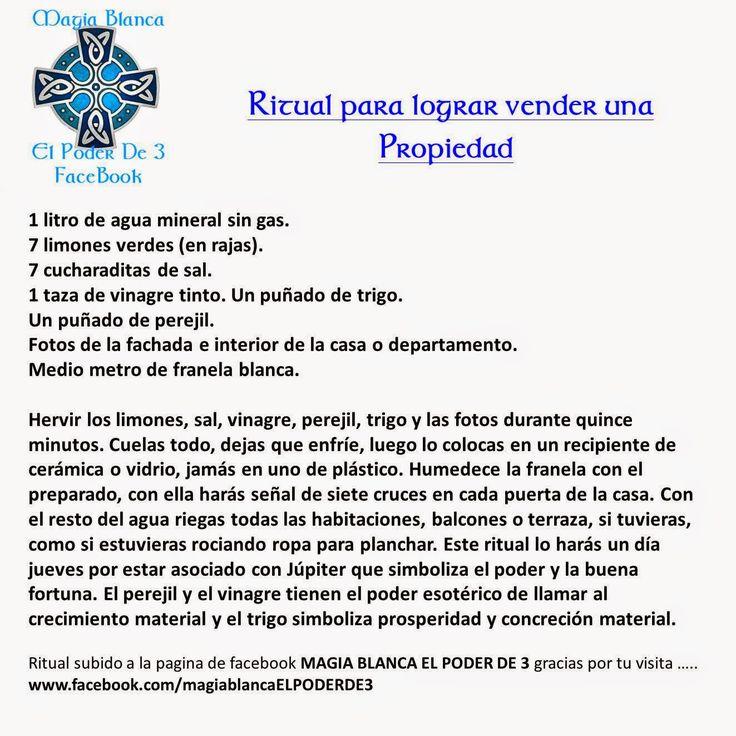 Magia blanca EL PODER DE 3