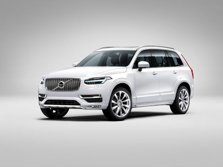 volvo XC90 electric SUV outfitted with 19 bowers & wilkins speakers