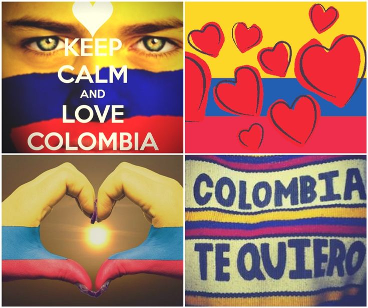 Happy Valentine's day! No Valentine? Keep calm and love Colombia! ❤️💙💛 #ValentinesDay #ValentinesDay2018 #Valentines #ValentinesDate