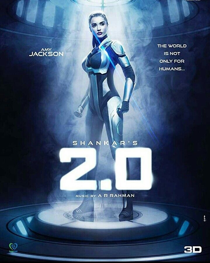 Double tap to Like it..! #amy_jackson first Look in #Robo 2.0 Movie.... For more Latest #Film news and #Entertainment #Follow_us
