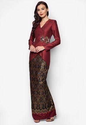 Baju Kurung : Model Baju Kurung Melayu
