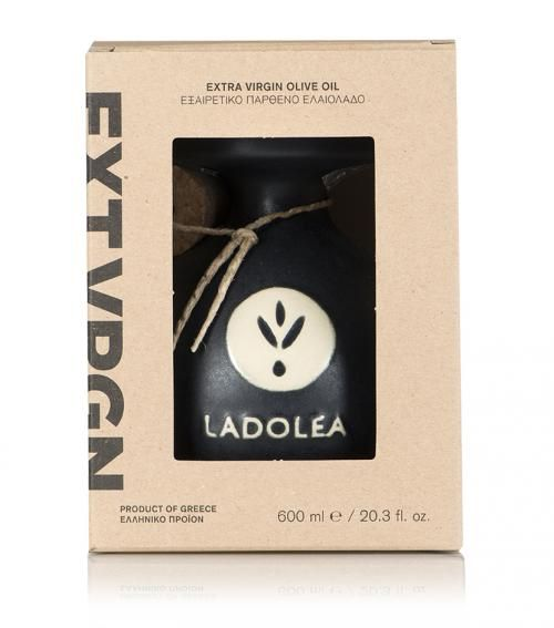 """""""Ladolea"""" extra virgin olive oil 600ml available at just 19.00€"""