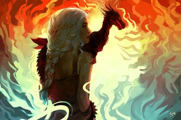 TV Show Game Of Thrones  Daenerys Targaryen Wallpaper