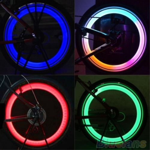 Işıklı Bisiklet Teker Ledi - OTO - MOTOR AKSESUAR - Durbuldum.com - led ışık