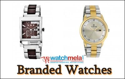 Watch Mela: Online Buying Branded Watches in India