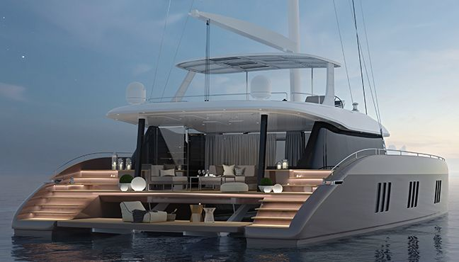 Sunreef 60 - Sunreef 80 | Catamaran in 2019 | Sunreef yachts