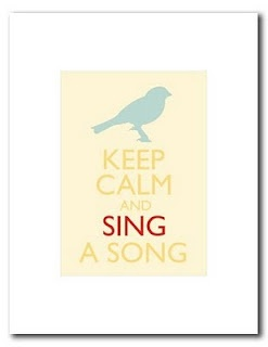 Sing out! Find even more inspiration on our blog: http://takelessons.com/blog/2012/10/4-inspirational-ted-talks-for-musicians/?utm_source=Pinterest_medium=Blog_campaign=Voice  #inspiration #quotes #keepcalm